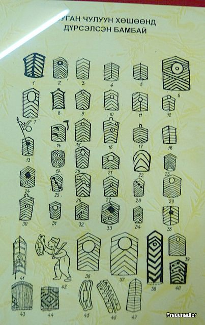 Deer Stone motifs
