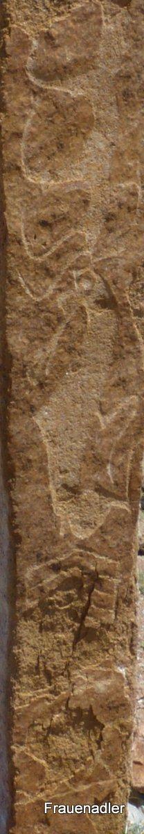 014 Deer Stone - detail