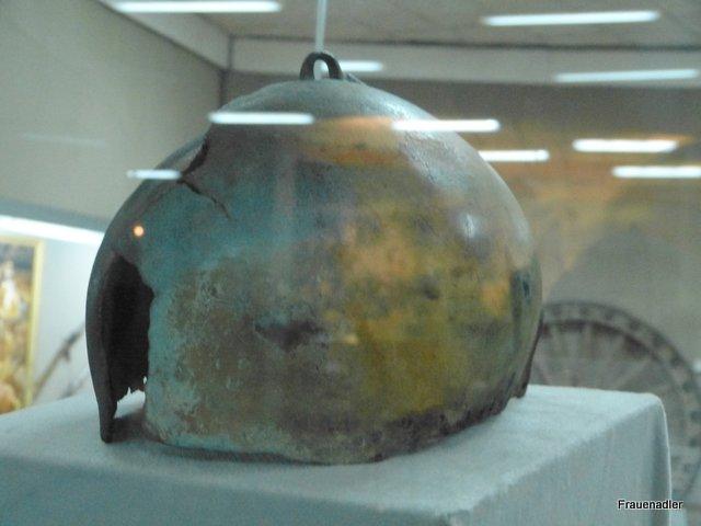 Bronze Helmet - side