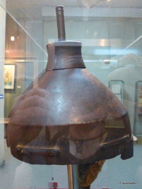 Iron Helmet - back