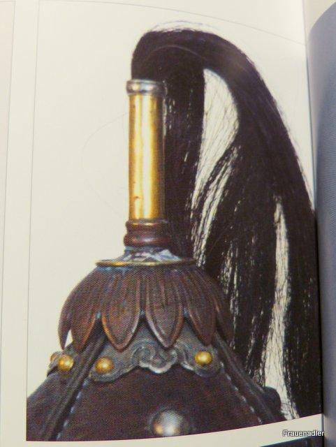 Helmet - detail
